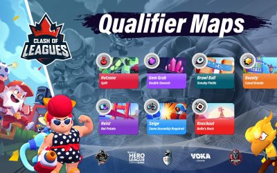 Open Qualifier are about to start